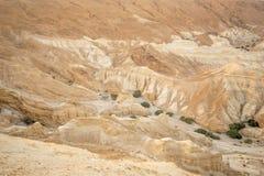 Zohar谷的风景  库存照片