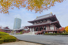 Zojojitempel in Tokyo royalty-vrije stock fotografie