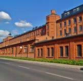 Zolder Aparts in Lodz, Polen Royalty-vrije Stock Afbeelding