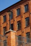 Zolder Aparts in Lodz, Polen Stock Fotografie