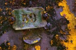 Zolla 59 fotografia stock libera da diritti