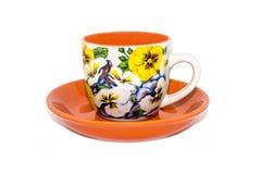 Zolla arancione Fotografia Stock
