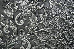 Zolla d'argento Fotografia Stock