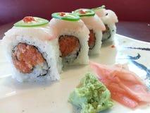 Zolla dei sushi immagine stock