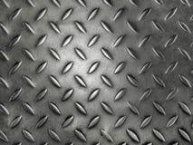 Zolla del diamante del metallo Fotografia Stock Libera da Diritti