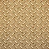 Zolla dell'impronta dell'oro Immagine Stock