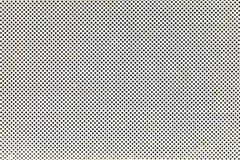 Zolla di alluminio perforata Fotografie Stock Libere da Diritti
