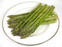 Zolla di asparago Fotografia Stock