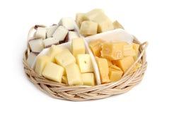Zolla di formaggio Fotografie Stock Libere da Diritti