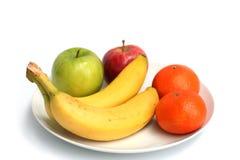 Zolla di frutta immagini stock