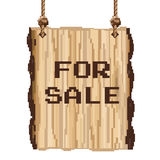 Zolla di legno jpg Immagini Stock