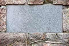 Zolla di pietra Immagini Stock