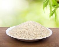 Zolla di riso fotografie stock