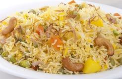Zolla in pieno di riso Fotografia Stock