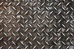 Zolla sporca del diamante Immagini Stock Libere da Diritti