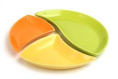 zolla Tre-colorata Fotografia Stock Libera da Diritti
