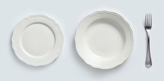 Zolle & coltelleria di ceramica Fotografie Stock