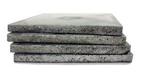 Zolle concrete Immagini Stock