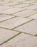 Zolle concrete Fotografie Stock Libere da Diritti