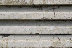 Zolle concrete sottragga la priorità bassa Fotografia Stock