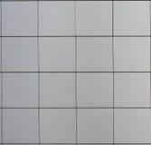Zolle di alluminio Fotografie Stock Libere da Diritti
