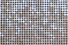 Zolle di metallo Immagini Stock