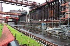 Zollverein, Έσσεν Στοκ εικόνα με δικαίωμα ελεύθερης χρήσης