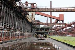 Zollverein, Γερμανία στοκ εικόνα με δικαίωμα ελεύθερης χρήσης