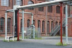 Zollverein στη Γερμανία στοκ φωτογραφία με δικαίωμα ελεύθερης χρήσης