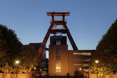 zollverein Royaltyfria Foton