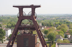 Zollverein Coal Mine Industrial Complex, Essen, Ge Stock Images
