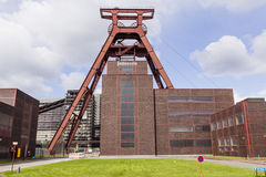 Zollverein Coal Mine Industrial Complex - Essen, Germany Royalty Free Stock Images