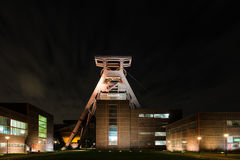 Zollverein Coal Mine Industrial Complex Stock Photo