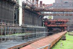 Zollverein, Duitsland royalty-vrije stock foto's