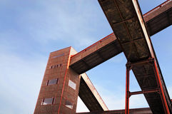 Zollverein Essen Royalty Free Stock Image