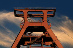 Zollverein Essen Royalty Free Stock Photo