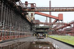 Zollverein, Germany Royalty Free Stock Image