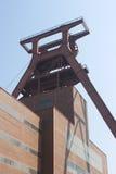Zollverein Kohlengrube-industrieller Komplex, Essen, GE Stockbild