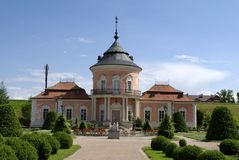 Zolochiv Castle in Lviv region. Ukraine Stock Photo