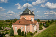 Zolochiv Castle Royalty Free Stock Image