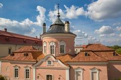 Zolochiv Castle Stock Photo
