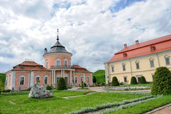 Zolochiv castle Stock Photography