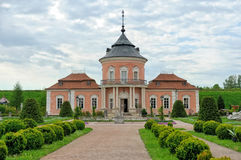Zolochiv castle Stock Photo