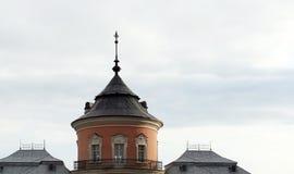 Zolochiv slott Arkivfoton