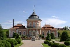 Zolochiv slott i den Lviv regionen ukraine Arkivfoto
