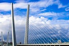 Zolotoy-Brücke Stockfotos