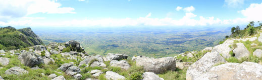 Zomba-Hochebene, Malawi Stockfotos