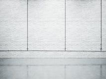 Zombaria acima da textura da parede de tijolos 3d rendem Imagens de Stock