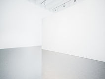 Zombaria acima do interior branco 3d rendem Imagens de Stock Royalty Free