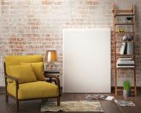 Zombaria acima do quadro do cartaz Imagem de Stock Royalty Free